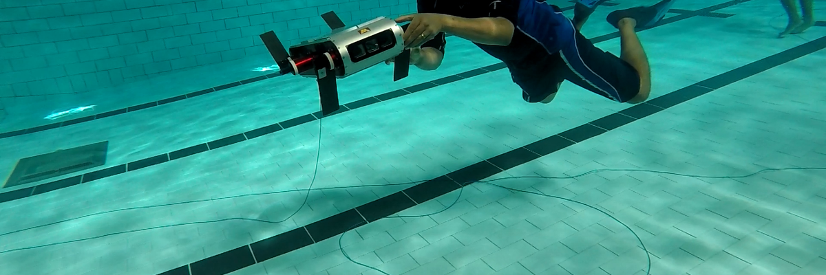 Swimming with Minnebot